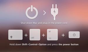 Macbook not powering on